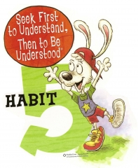 Habit 5: Seek First to Understand.... - Bovina Elementary School